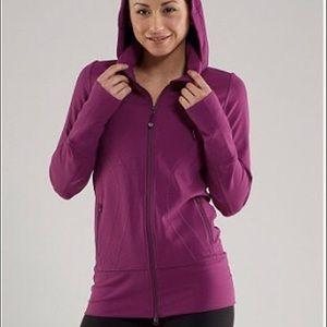 Lululemon Purple Stride Jacket